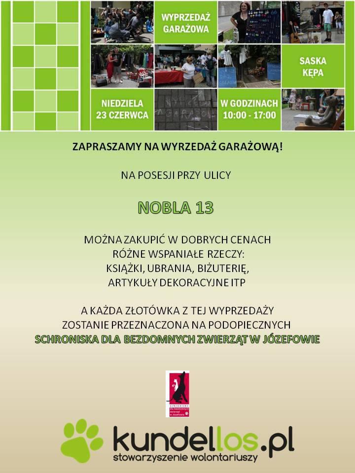 Saska Kępa 2013