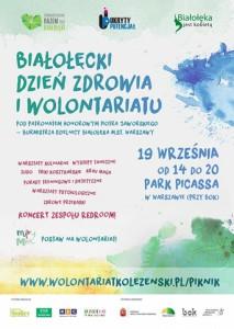 Białołecki dzień zdrowia i wolontariatu