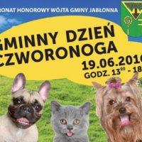 Gminny Dzień Czworonoga w Jabłonnie - 19 czerwca 2016